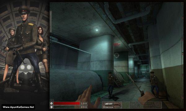 The Stalin Subway Screenshot 1, Full Version, PC Game, Download Free