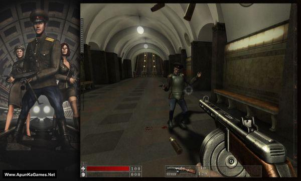 The Stalin Subway Screenshot 3, Full Version, PC Game, Download Free