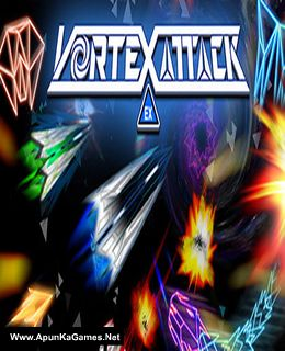 Vortex Attack Ex Cover, Poster, Full Version, PC Game, Download Free