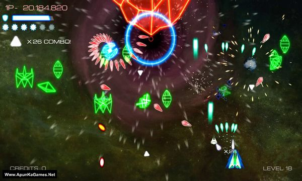 Vortex Attack Ex Screenshot 1, Full Version, PC Game, Download Free