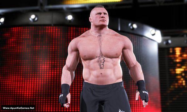 WWE 2K20 Screenshot 1, Full Version, PC Game, Download Free