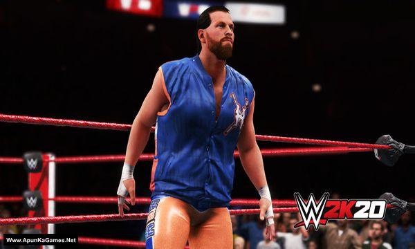 WWE 2K20 Screenshot 3, Full Version, PC Game, Download Free