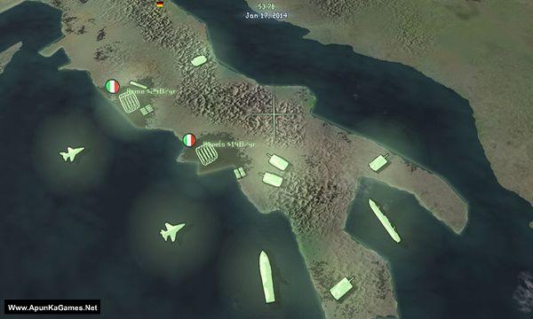 War, the Game Screenshot 2, Full Version, PC Game, Download Free