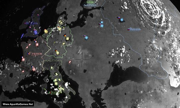 War, the Game Screenshot 3, Full Version, PC Game, Download Free