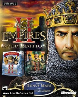 Age of Empires II: Gold Edition Cover, Poster, Full Version, PC Game, Download Free
