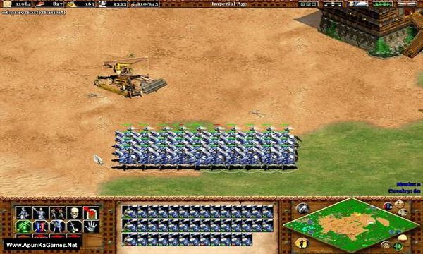 Age of Empires II: Gold Edition Screenshot 1, Full Version, PC Game, Download Free