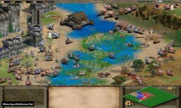 Age of Empires II: Gold Edition Screenshot 2, Full Version, PC Game, Download Free