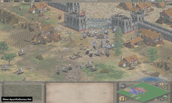 Age of Empires II: Gold Edition Screenshot 3, Full Version, PC Game, Download Free