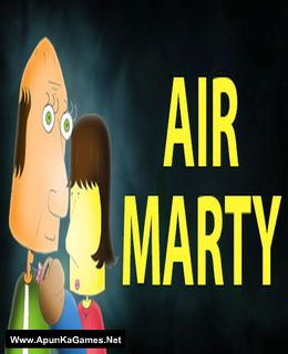 Air Marty Cover, Poster, Full Version, PC Game, Download Free