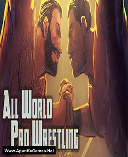 All World Pro Wrestling Cover, Poster, Full Version, PC Game, Download Free