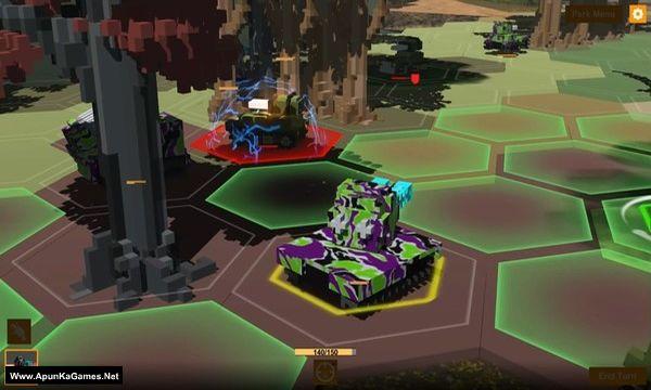 Armorgeddon Screenshot 1, Full Version, PC Game, Download Free