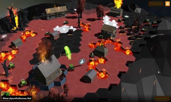 Armorgeddon Screenshot 3, Full Version, PC Game, Download Free
