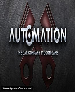 Automation - The Car Company Tycoon Game Cover, Poster, Full Version, PC Game, Download Free