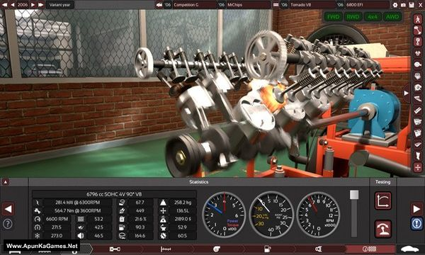 Automation - The Car Company Tycoon Game Screenshot 2, Full Version, PC Game, Download Free