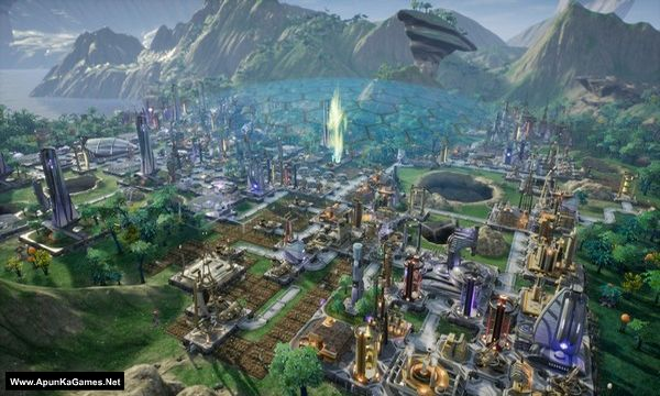 Aven Colony Screenshot 1, Full Version, PC Game, Download Free