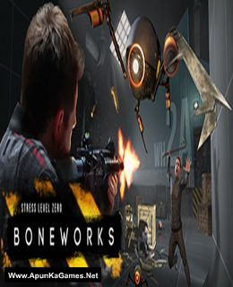 Boneworks Cover, Poster, Full Version, PC Game, Download Free