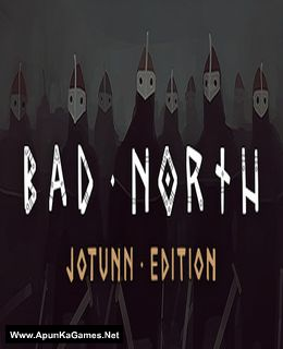 Bad North: Jotunn Edition Cover, Poster, Full Version, PC Game, Download Free