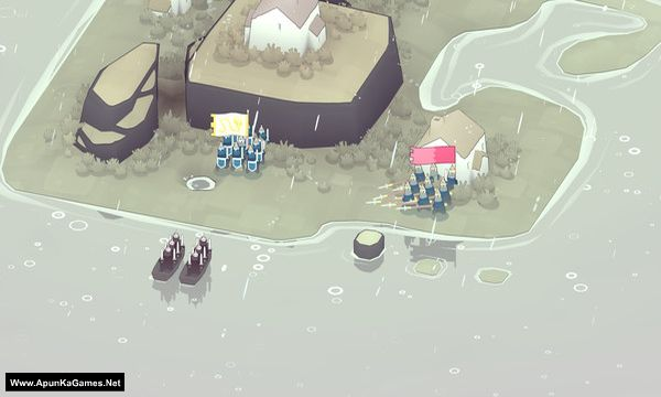 Bad North: Jotunn Edition Screenshot 2, Full Version, PC Game, Download Free