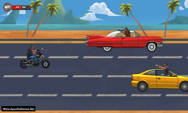 Bikerz Screenshot 1, Full Version, PC Game, Download Free