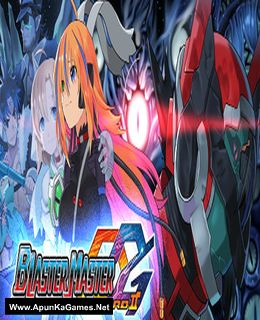 Blaster Master Zero 2 Cover, Poster, Full Version, PC Game, Download Free