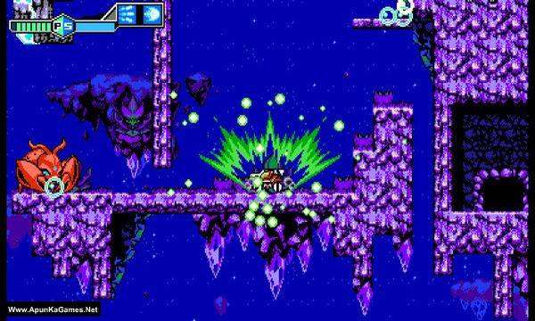 Blaster Master Zero 2 Screenshot 1, Full Version, PC Game, Download Free
