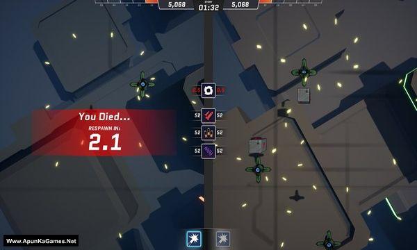 Blink: Rogues Screenshot 3, Full Version, PC Game, Download Free