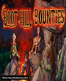 Boot Hill Bounties Cover, Poster, Full Version, PC Game, Download Free