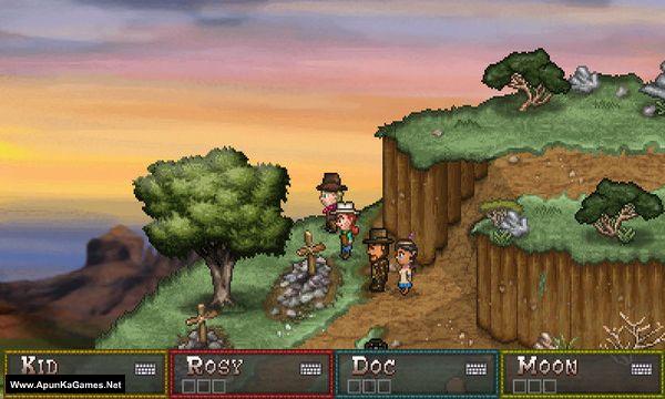 Boot Hill Bounties Screenshot 1, Full Version, PC Game, Download Free