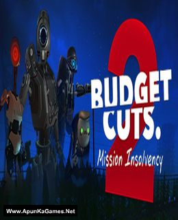 Budget Cuts 2: Mission Insolvency Cover, Poster, Full Version, PC Game, Download Free