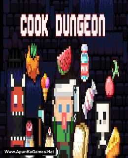Cook Dungeon Cover, Poster, Full Version, PC Game, Download Free