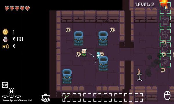 Cook Dungeon Screenshot 1, Full Version, PC Game, Download Free