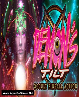 Demon's Tilt Cover, Poster, Full Version, PC Game, Download Free