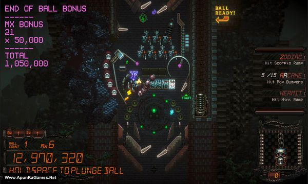 Demon's Tilt Screenshot 3, Full Version, PC Game, Download Free