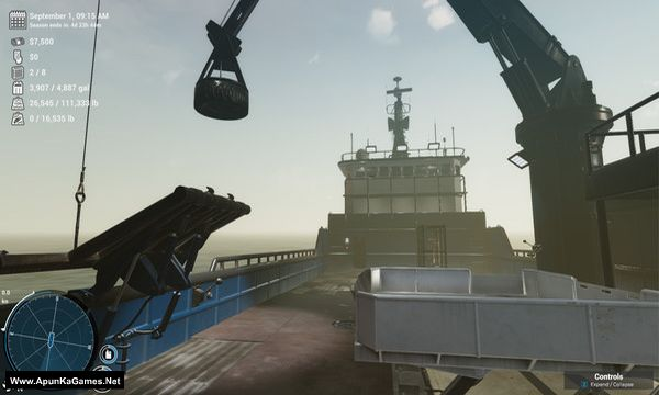 Deadliest Catch: The Game Screenshot 1, Full Version, PC Game, Download Free