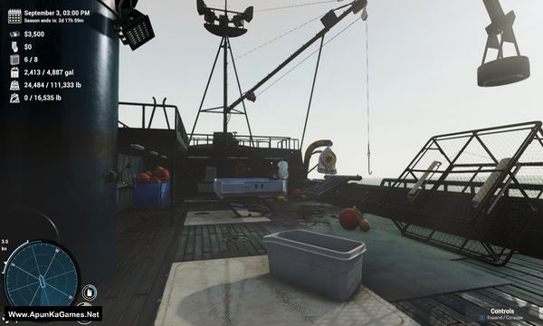 Deadliest Catch: The Game Screenshot 2, Full Version, PC Game, Download Free