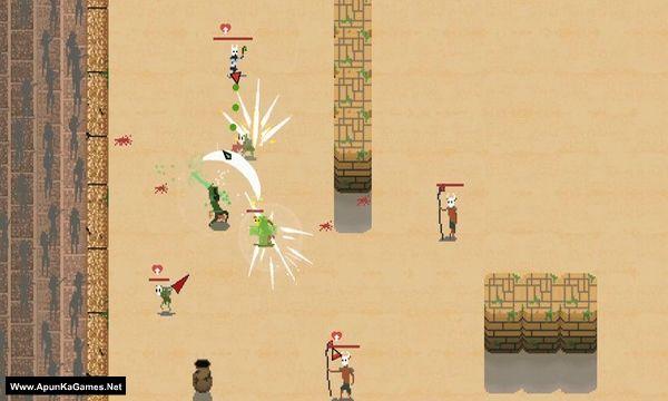 Deathbound Screenshot 3, Full Version, PC Game, Download Free
