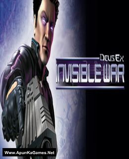 Deus Ex: Invisible War Cover, Poster, Full Version, PC Game, Download Free