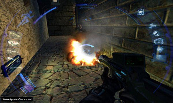 Deus Ex: Invisible War Screenshot 1, Full Version, PC Game, Download Free