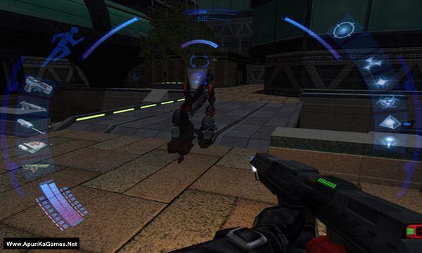 Deus Ex: Invisible War Screenshot 2, Full Version, PC Game, Download Free