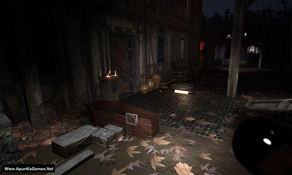 Devil Threats Screenshot 1, Full Version, PC Game, Download Free