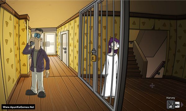 Edna and Harvey: The Breakout - Anniversary Edition Screenshot 2, Full Version, PC Game, Download Free