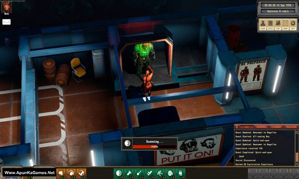 Encased: A Sci-Fi Post-Apocalyptic RPG Screenshot 3, Full Version, PC Game, Download Free