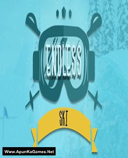 Endless Ski Cover, Poster, Full Version, PC Game, Download Free