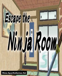 Escape the Ninja Room Cover, Poster, Full Version, PC Game, Download Free