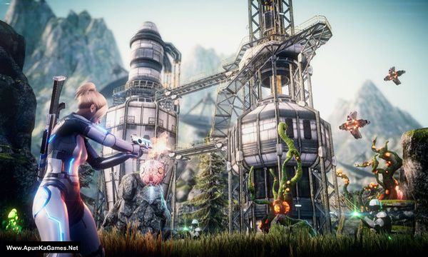 Everreach: Project Eden Screenshot 2, Full Version, PC Game, Download Free