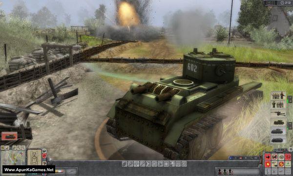 Faces of War Screenshot 1, Full Version, PC Game, Download Free