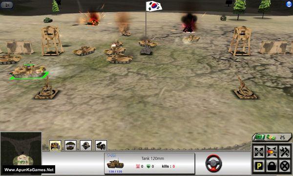 Ground War Screenshot 1, Full Version, PC Game, Download Free