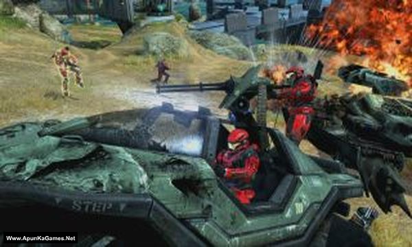 Halo: The Master Chief Collection Screenshot 1, Full Version, PC Game, Download Free