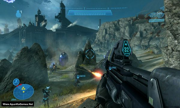 Halo: The Master Chief Collection Screenshot 2, Full Version, PC Game, Download Free