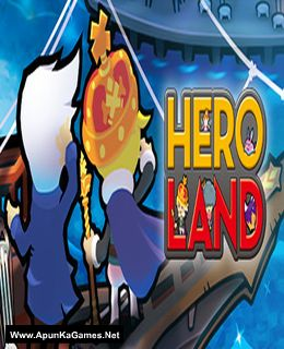 Heroland Cover, Poster, Full Version, PC Game, Download Free